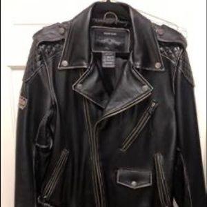 Vintage Harley Davidson Leather Jacket